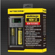 Nitecore Intellicharger New i2 Universal Charger