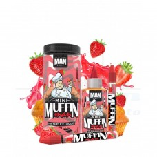 Mini Muffin Man Strawberry 100ml