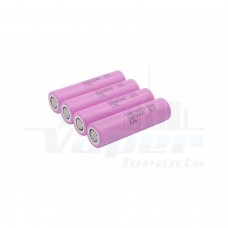 18650 Samsung INR18650-30Q 3000mAh Flat Top 4 pack