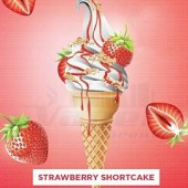 Strawberry Shortcake Ice Cream 60ml
