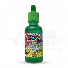 Lime Sweet Geeks 50ml