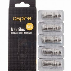 Aspire Nautilus BVC Organic Cotton Coils 5pcs/pack